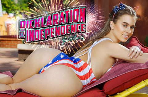 Dicklaration of Independence #1
