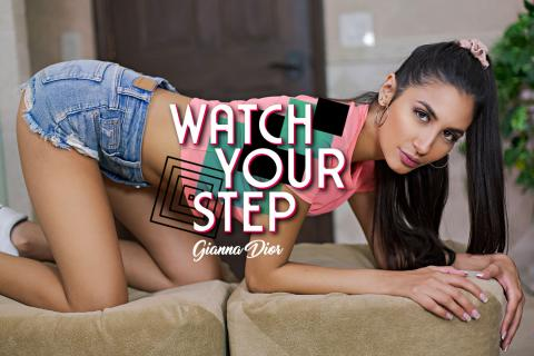 Watch Your Step #1