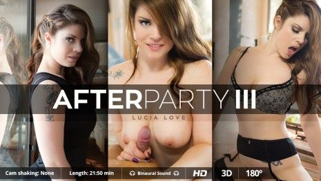 After Party III #1