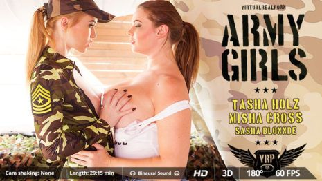 Army girls #1
