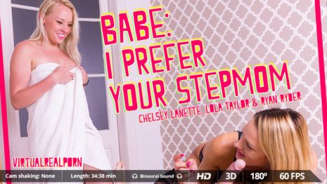 Babe: I prefer your stepmom #1