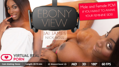 Ebony view #1