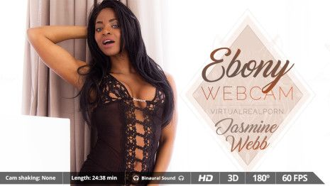 Ebony webcam #1