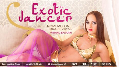 Exotic dancer #8