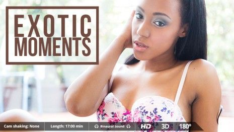 Exotic Moments #1