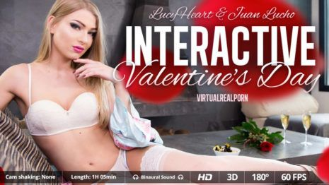 Interactive Valentine's day #1