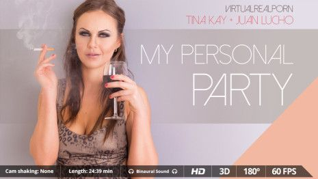 My personal party #1