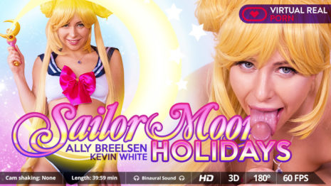 Sailor moon holidays #1