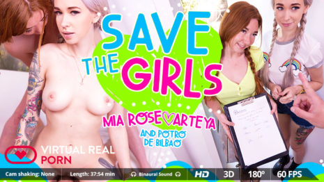 Save the girls #1