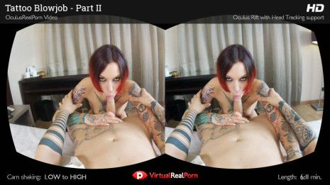 Tattoo Blowjob II #8