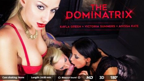 The Dominatrix #1