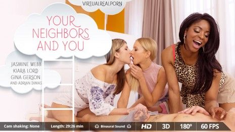 Your neighbors and you #1