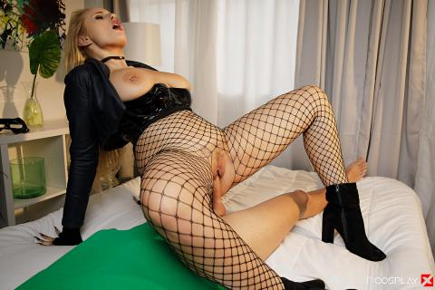 Black Canary A XXX Parody #4