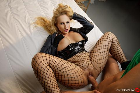 Black Canary A XXX Parody #5