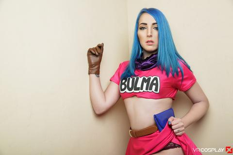 Bulma A Dragon Ball Z XXX Parody #9