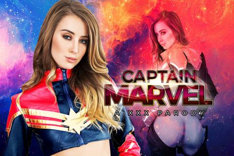 Captain Marvel A XXX Parody #1