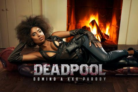 Deadpool: Domino A XXX Parody #1