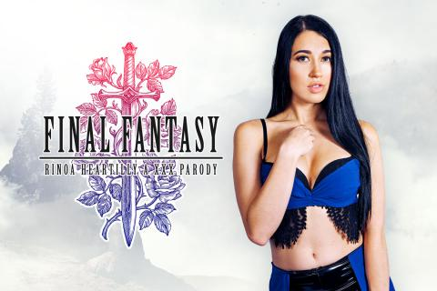 Final Fantasy: Rinoa Heartilly A XXX Parody #1