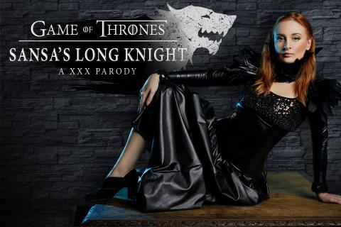 GoT: Sansa's Long Knight a XXX Parody #2