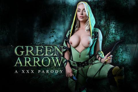 Green Arrow A XXX Parody #1