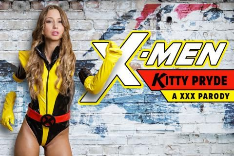 Kitty Pryde A XXX Parody #1