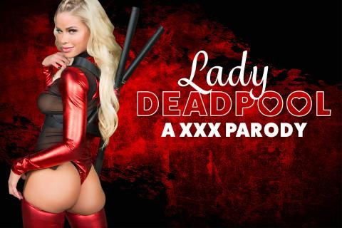 Lady Deadpool A XXX Parody #2
