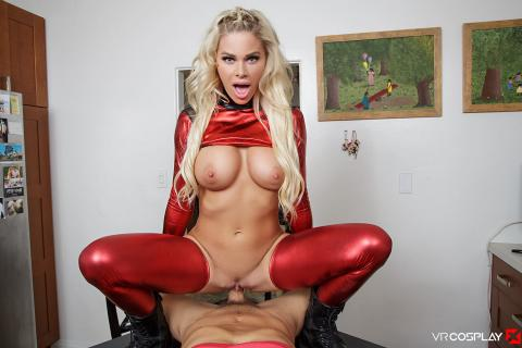 Lady Deadpool A XXX Parody #4