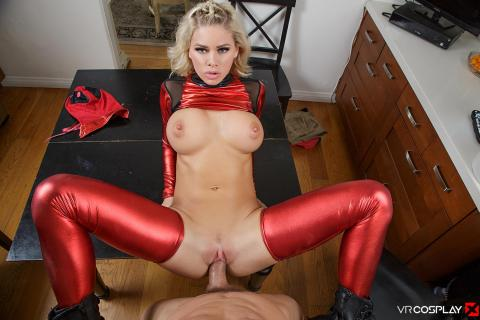 Lady Deadpool A XXX Parody #8