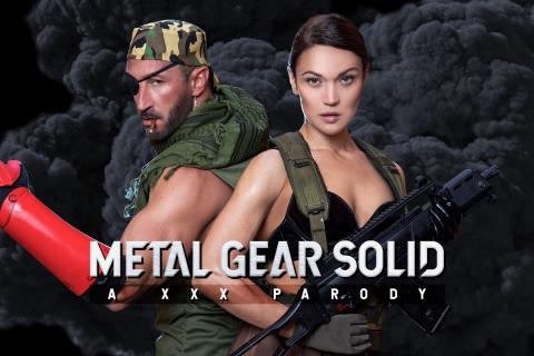 Metal Gear Solid A XXX Parody #1
