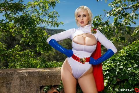 Powergirl ASSembly A XXX Parody #1