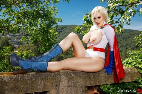 Powergirl ASSembly A XXX Parody #6