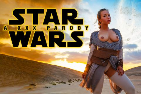 Star Wars A XXX Parody #1