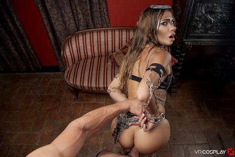 The Enchantress A XXX Parody #3