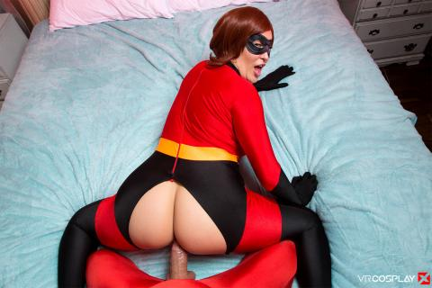 The Incredibles A XXX Parody #9