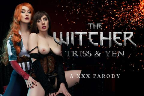 The Witcher: Yen & Triss A XXX Parody #1