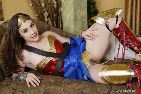 Wonder Woman A XXX Parody #14