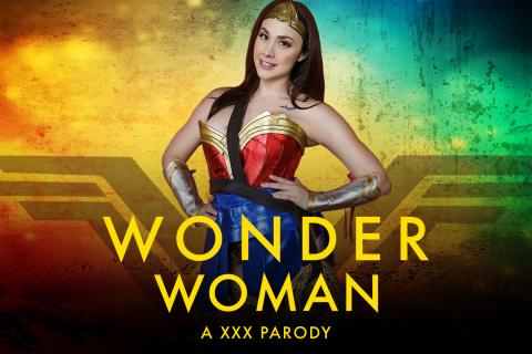 Wonder Woman A XXX Parody #1