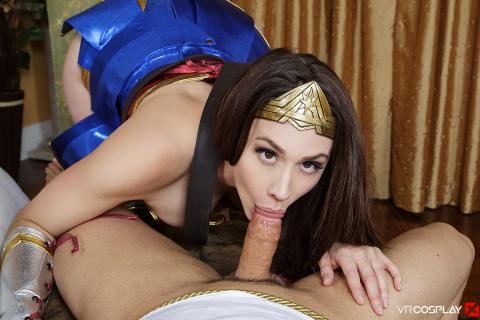 Wonder Woman A XXX Parody #2