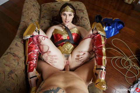 Wonder Woman A XXX Parody #7