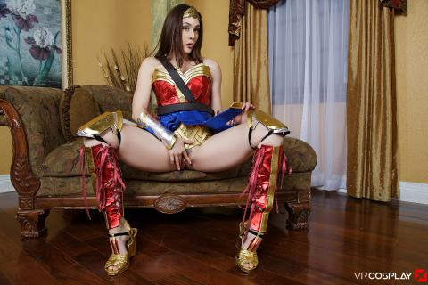 Wonder Woman A XXX Parody #8
