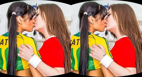 Two Girls, One World Cup #3